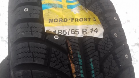 185 65 R14 86T Gislaved Nord Frost 5