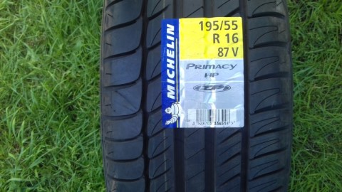 195 55 R16 87V Michelin Primacy HP ZP Italy 4612 240 A A