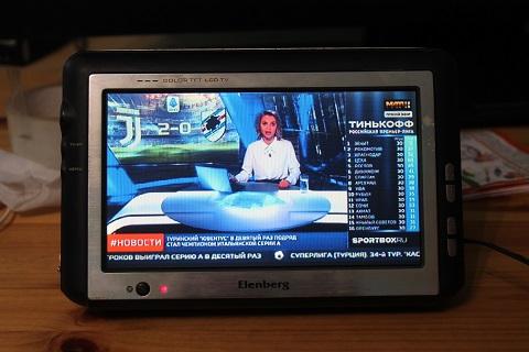Elenberg TV-707 LCD 7
