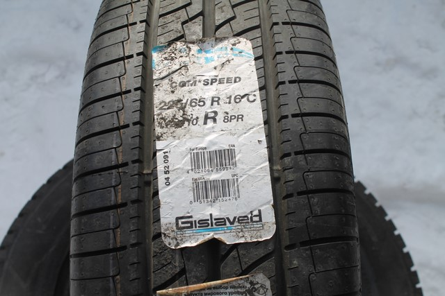 225 65 R16C 112/110R Gislaved Com Speed