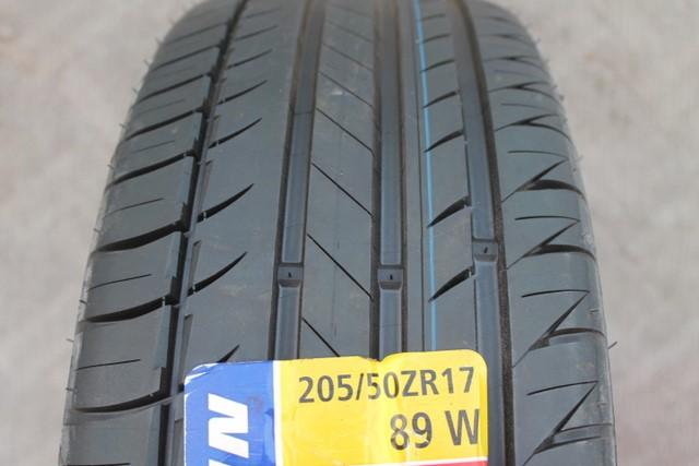 205 50 ZR17 89W Michelin Pilot Exalto PE2