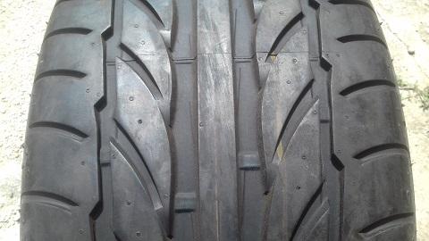 265 40 ZR17 96Y Bridgestone Potenza S-03 220 AA A Japan 4602