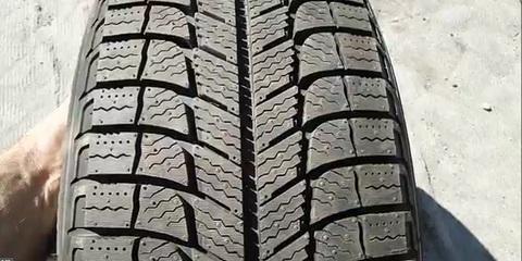 205 65 R15 99T Michelin X-ice Xi3