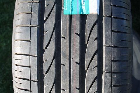285 50 R18 109W Bridgestone Dueler HP Sport 300 A A Japan 3509