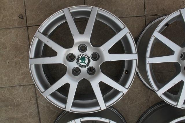Spider R16 6,5J ET42 5x100 D57,1 VW 1U0601025N Borbet